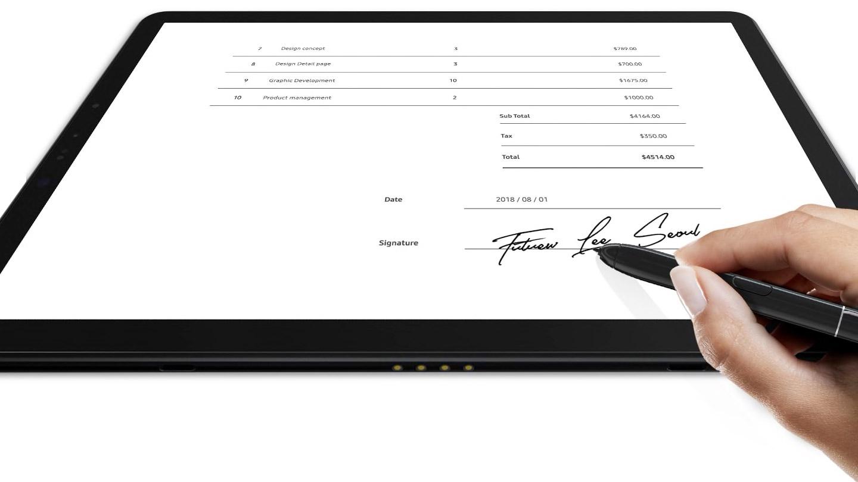 Soluzioni per l'azienda con la firma elettronica grafometrica