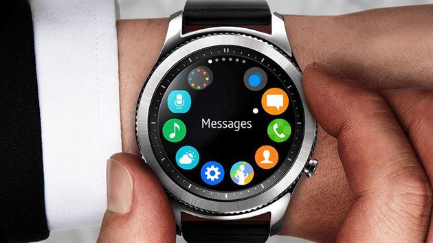 Funzioni smartphone Samsung Wearable Gear