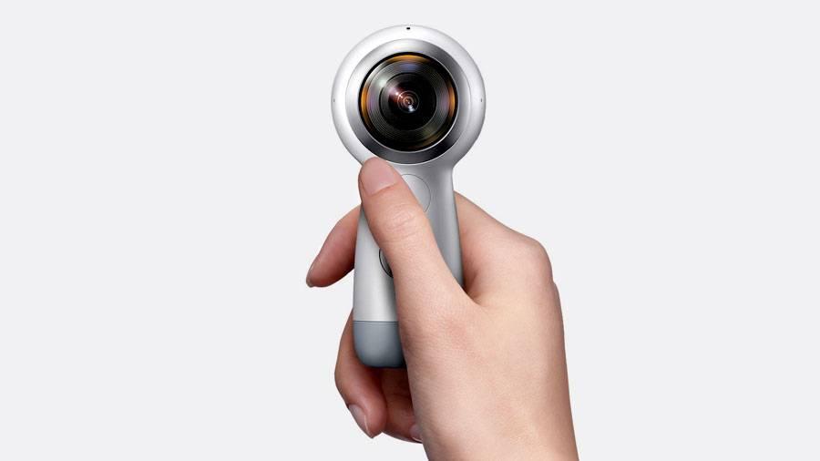 Fotocamera 360° facile da usare