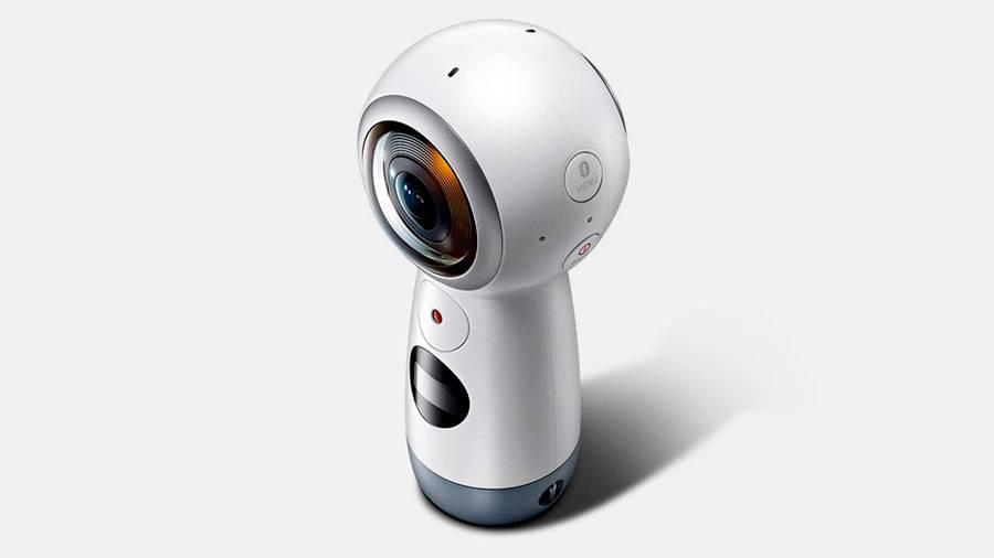 Cam Sansung Gear 360