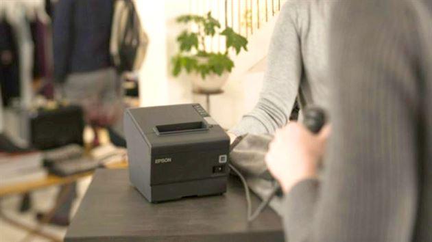 Stampante Epson per stampa ordini