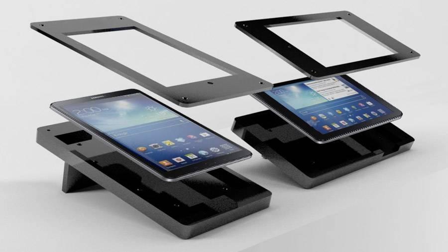 Struttura tablet fuori porta gestione sale conferenze