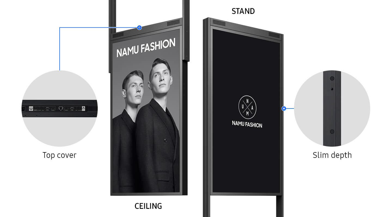 Modernizza lo spazio con un design flessibile