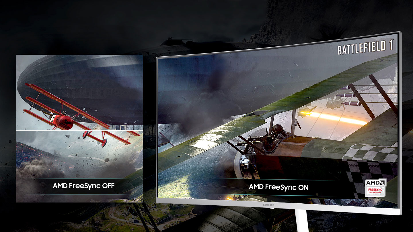 Smoother Gaming, AMD Freesync