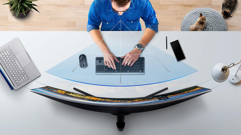 Curva ergonomica