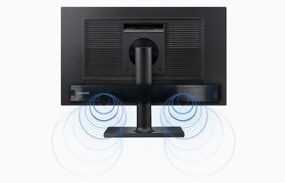 Soundbar USB opzionale