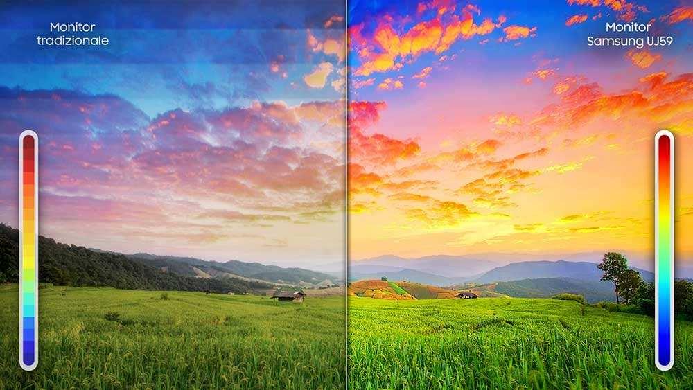 Un miliardo di sfumature di colori