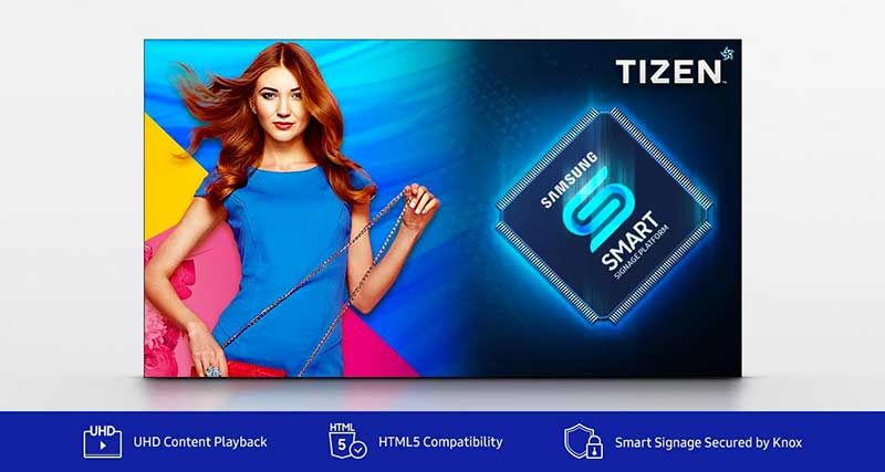 Expand Operational Capabilities through the Powerful TIZEN 3.0 OS