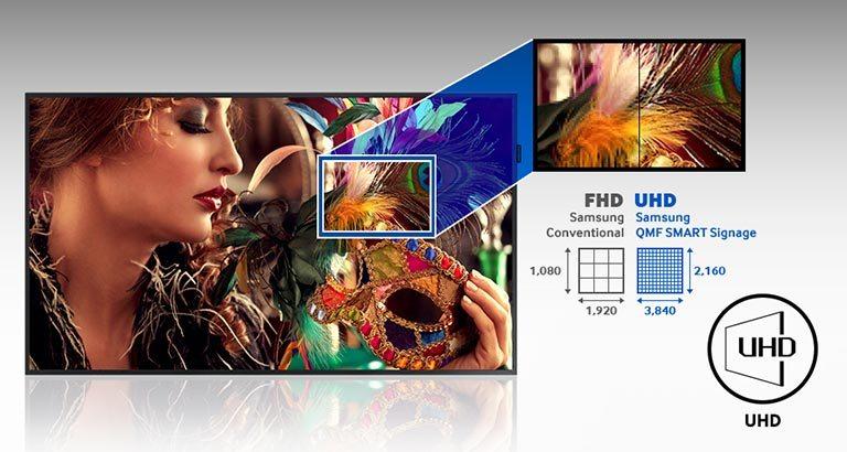 Attira i clienti e migliora l'identità del marchio con immagini realistiche UHD di eccellente qualità