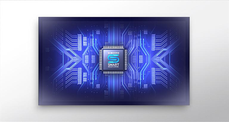 Prestazioni d'eccellenza del System-on-Chip grazie alla CPU Quad Core