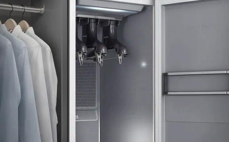 Igienizza il tuo armadio per una freschezza mai provata - Programma Self Clean