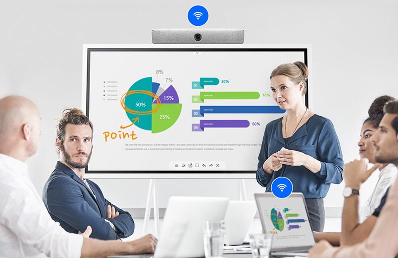 Presentazione wireless