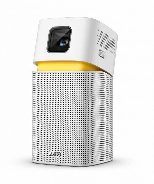 Proiettore BenQ mod GV1 portatile con Wi-Fi e altoparlante Bluetooth Luminosità AL 200