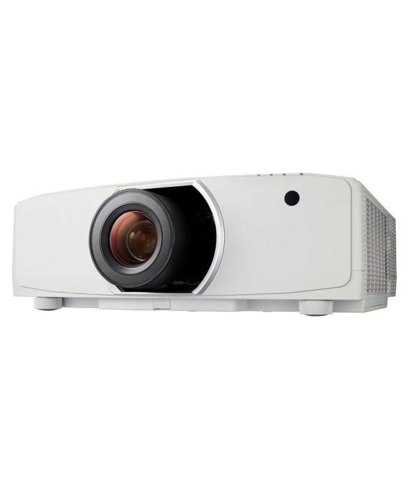 Proiettore NEC Lcd Professional mod PA653U Luminosità AL 6500 + lente NP13ZL