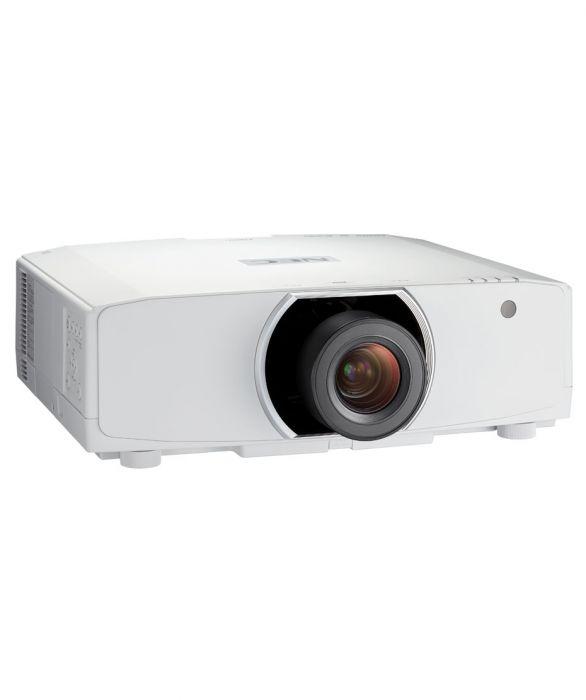 Proiettore NEC Lcd Professional mod PA703W Luminosità AL 7000 + lente NP13ZL