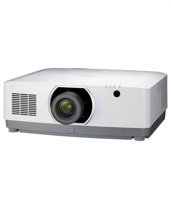 Proiettore NEC Lcd Professional mod PA803UL Luminosità AL 8000 + lente NP41ZL