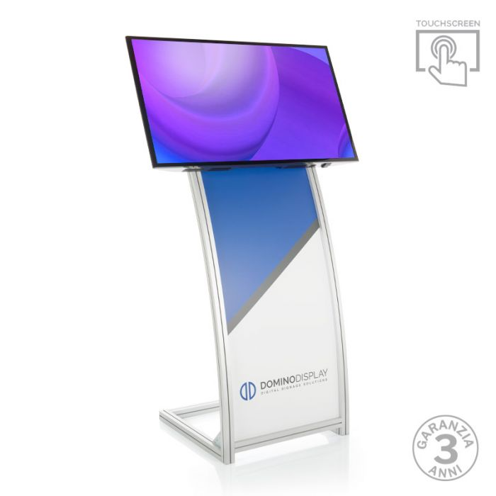 Totem Touch Screen 4K Monofacciale Mod. Easy L 43 TS