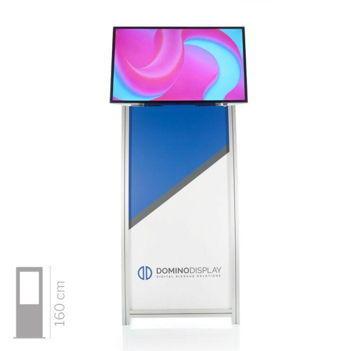 Totem Multimediale Monofacciale Mod. Easy L 32