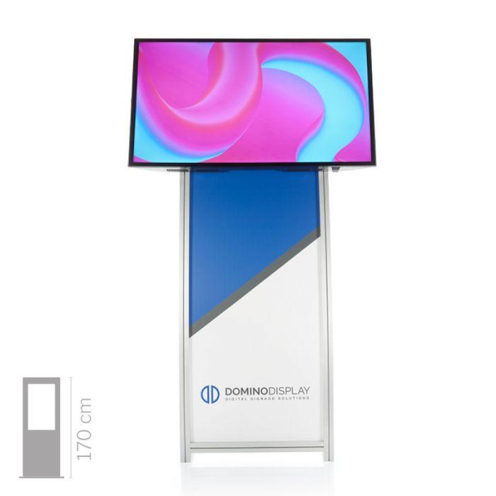 Totem Multimediale Monofacciale 4K Mod. Easy L 43