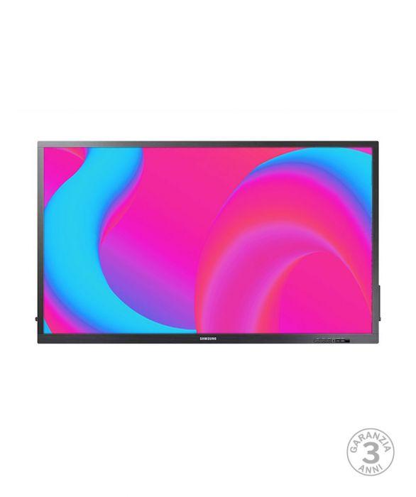 Monitor Led 75 Pollici Professionale Samsung Mod. QB75N-W