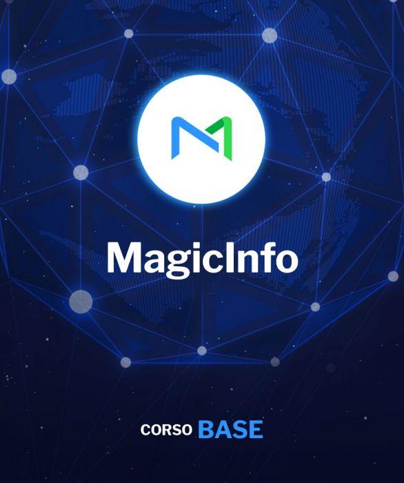 Corso Base di MagicInfo Server