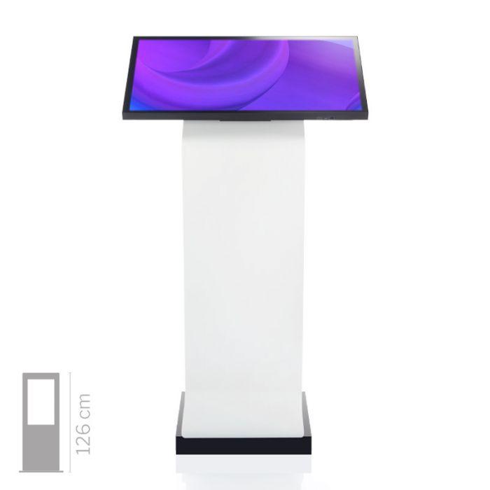 Totem Multimediale touch screen in Krion mod. K32 L