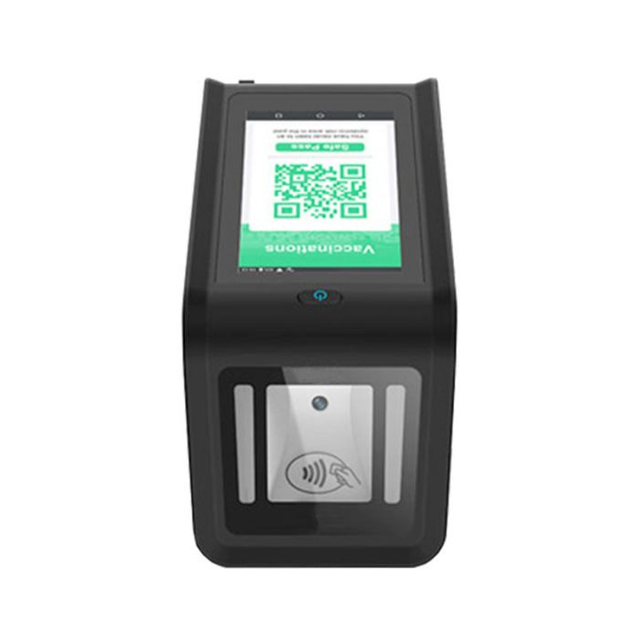 Lettore digitale green pass con App Verifica C19