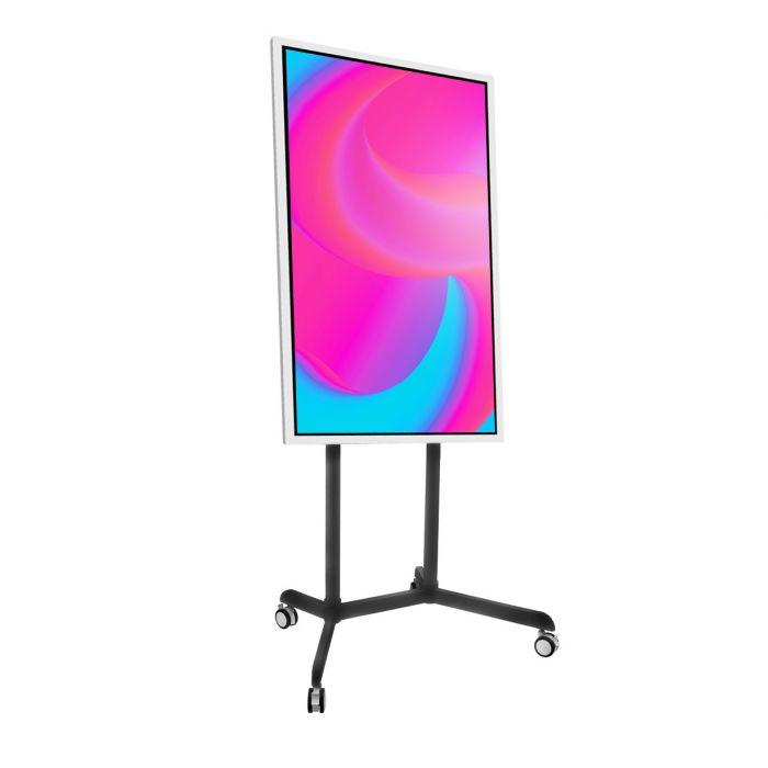 """Lavagna multimediale Samsung FLIP 2 con display da 65"""" completa di carrello"""