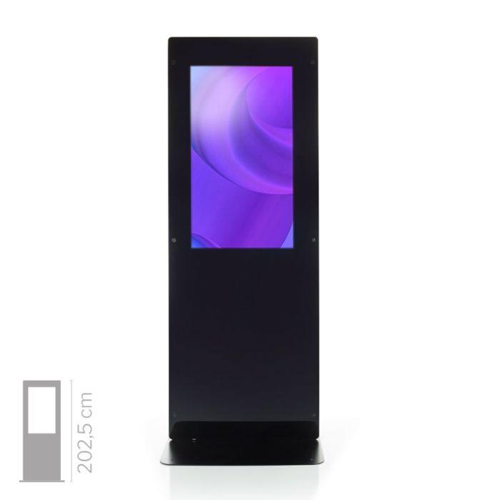 Totem Touch screen 4K Monofacciale Mod. NewTon 43 TS