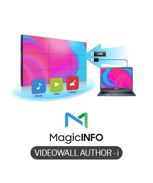 MagicInfo Videowall author i