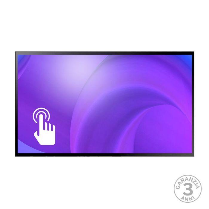 Monitor Led 43 Pollici Professionale Samsung Mod. PM43F-BC Touch screen Capacitivo