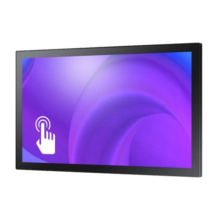 Monitor Led 13 Pollici Touch screen Professionale Samsung Mod. QB13R-T