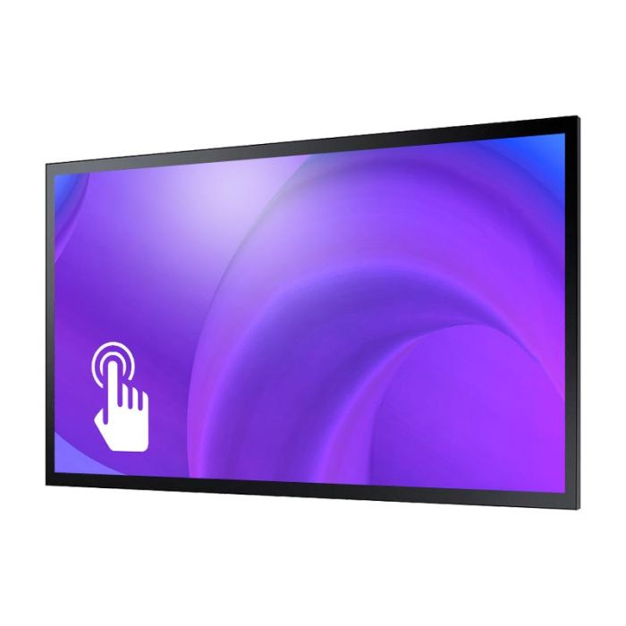 Monitor Led 32 Pollici Professionale Samsung Mod. QM32R-T Touch screen Capacitivo