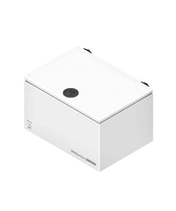 SANItize box sistema di sanificazione ad ozono mod. Medium