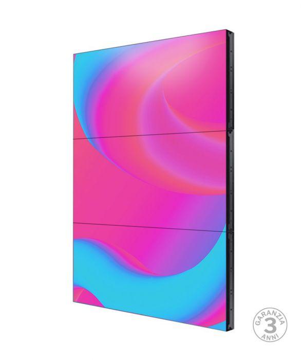 "Videowall Samsung 55"" Mod. VH55T-E 1x3"