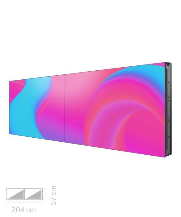 Videowall Samsung 46 pollici VM46T-U 2x1