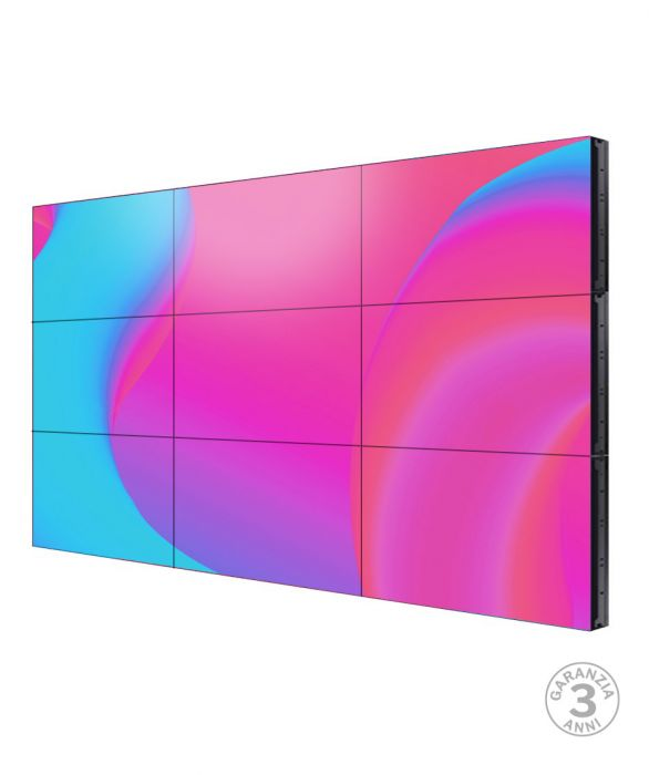 """Videowall Samsung 55"""" Mod. VM55T-U 3x3"""
