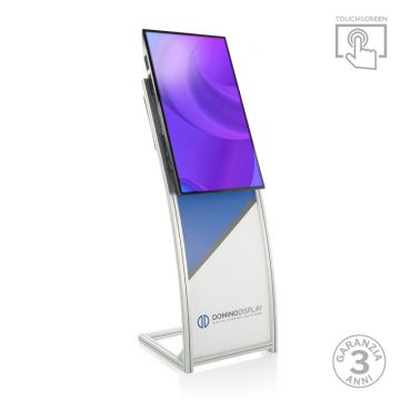 Totem Touch Screen 4K Monofacciale Mod. Easy P 43 TS