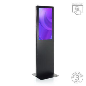 Totem Multimediale touch screen 4K Mod. Kombo 43 TS