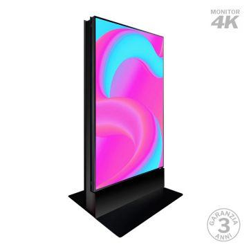 Totem Multimediale Monofacciale 4K Mod. T85 extra